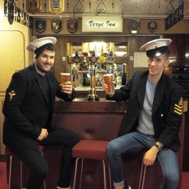 'Pints' in the Verge Inn