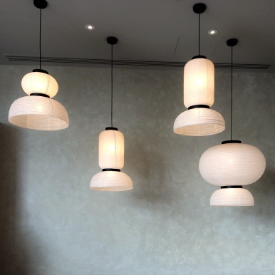 Lampshade Lanterns