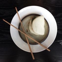 Spicy Pork Bao Bun
