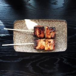 Maple-Glazed Belly Pork