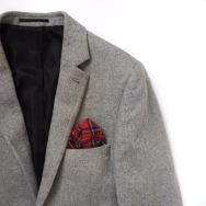 Vintage Grey Wool