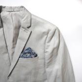 H&M Grey Linen