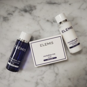 Complimentary Elemis Toiletries