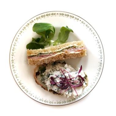 Ham & Tomato Pate, Chicken & Tarragon