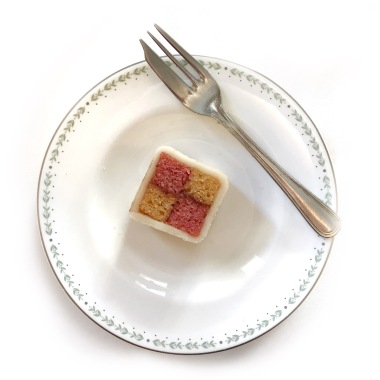 Miniature Battenburg