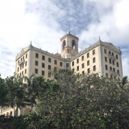 Hotel Nacional, Al Capone, Winston Churchill & Ernest Hemingway used to stay here