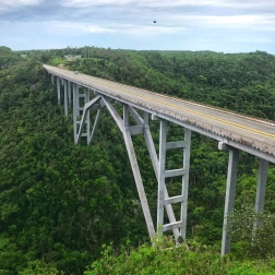 The Bridge of Bacunayagua