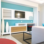Lounge (Royal Master Suite)