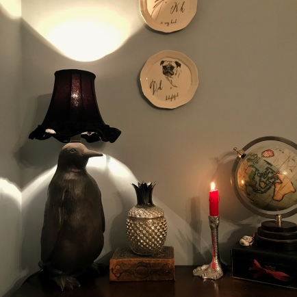 Penguin Lamp