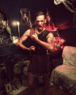 Zombie Roman