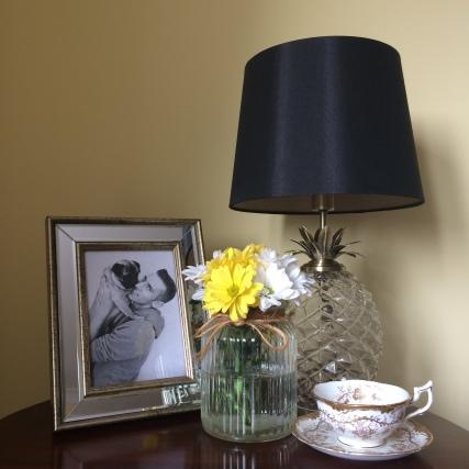 Mark & Spencer Pineapple Lamp