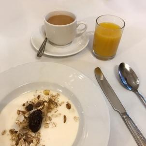 Ox Pasture Hall Breakfast