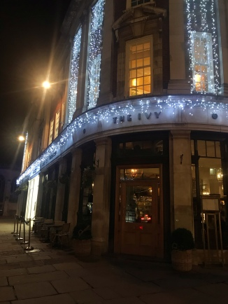 The Ivy, St Helens Square York - Jack D March