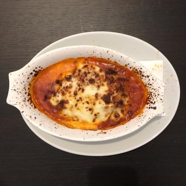 il paradiso del cibo leeds, lasagna