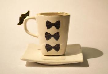 JACK D MARCH ESPRESSO CUPS