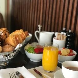 Grand Hotel Stockholm breakfast