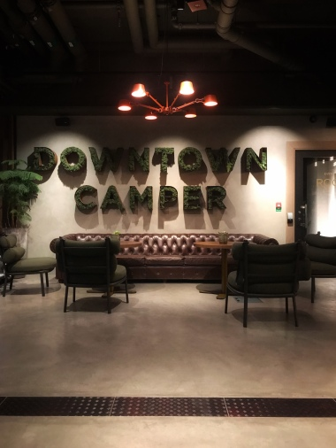 Downton Camper by Scandic