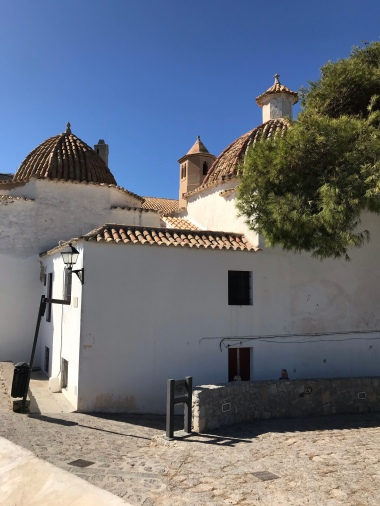 Jack D March - Ibiza Old Town
